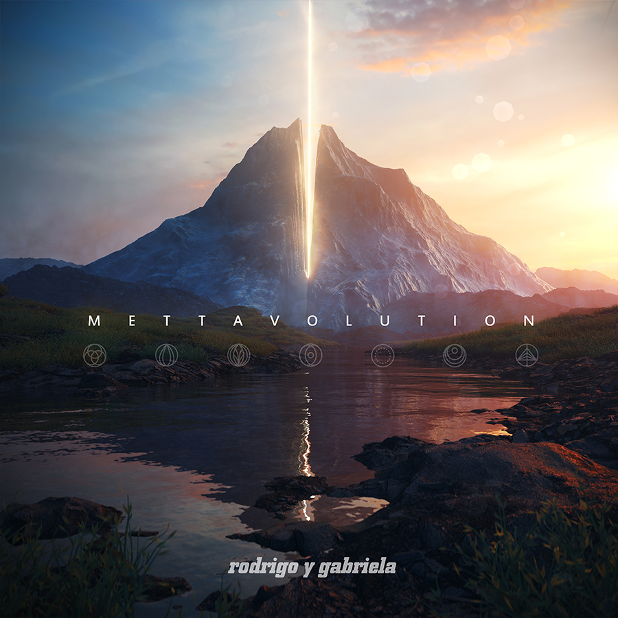 Rodrigo Y Gabriela - Mettavolution [Galaxy Colored LP]