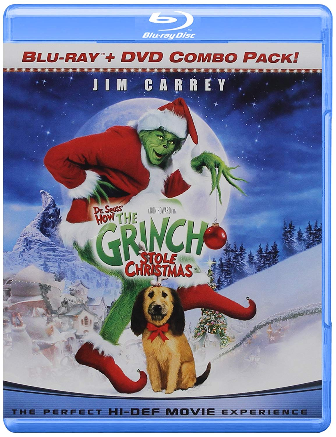 Dr. Seuss' The Grinch - How The Grinch Stole Christmas