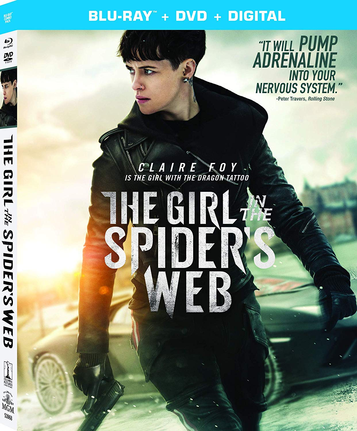 The Girl With The Dragon Tattoo [Movie]