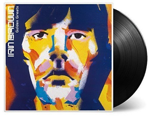 Ian Brown - Golden Greats [Limited Edition LP]