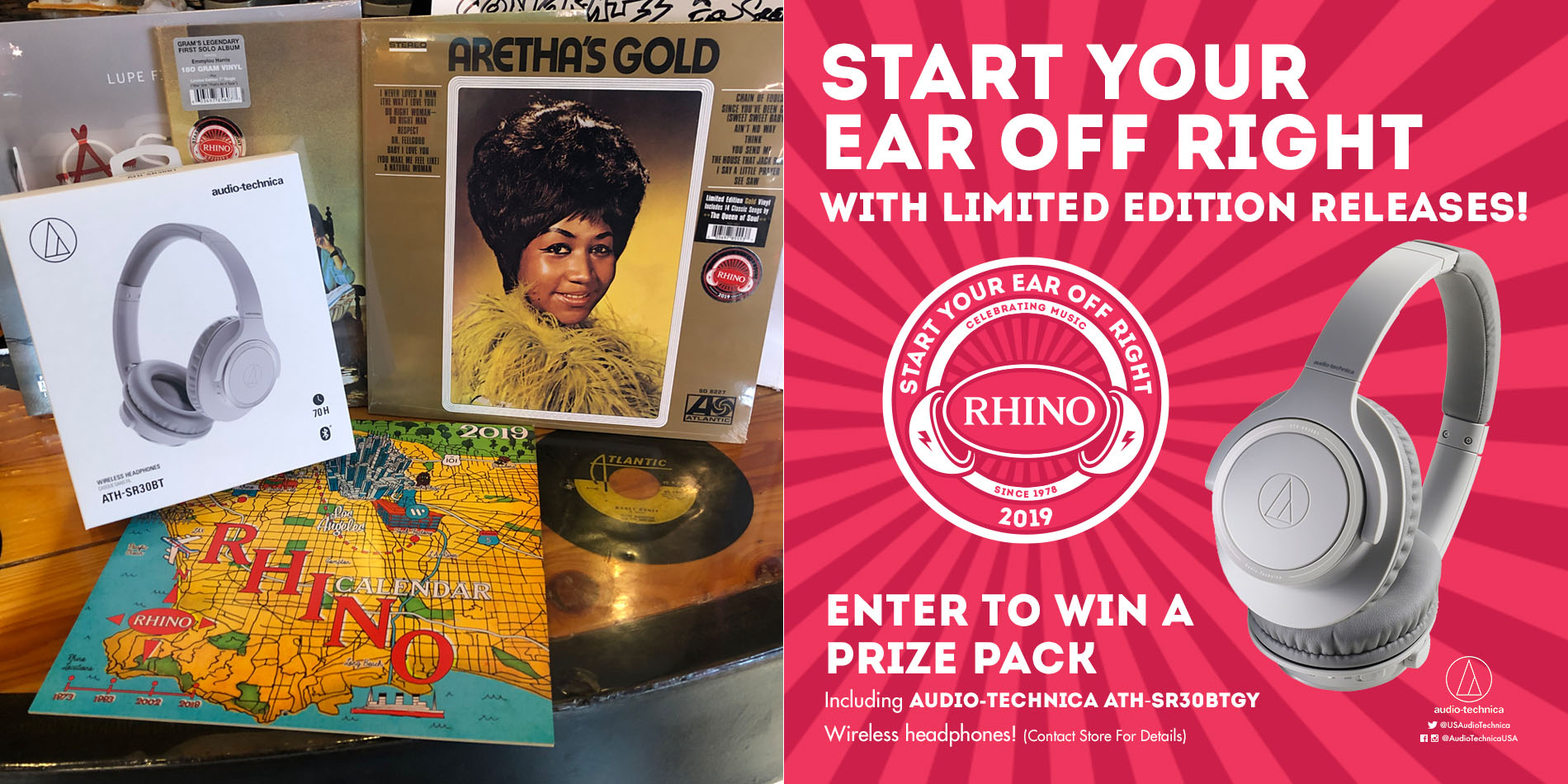 e56c23558ee The fine folks at Rhino want to rock your ears off with choice cuts from  their Start You Ear Off Right series of releases. Each release in this  series comes ...