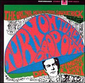 Timothy Leary - Turn On, Tune In, Drop Out [Soundtrack]