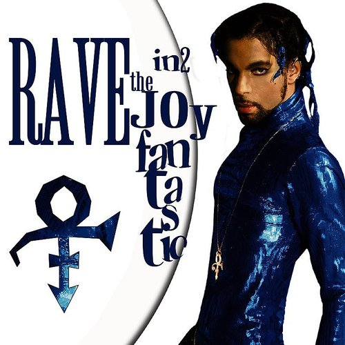 Prince - Rave In2 The Joy Fantastic [Limited Edition Purple 2LP]