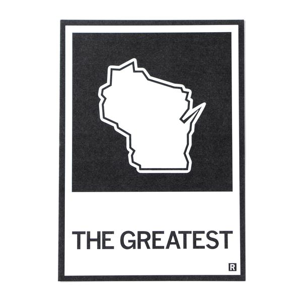 Strictly Discs - Wisconsin The Greatest Postcard