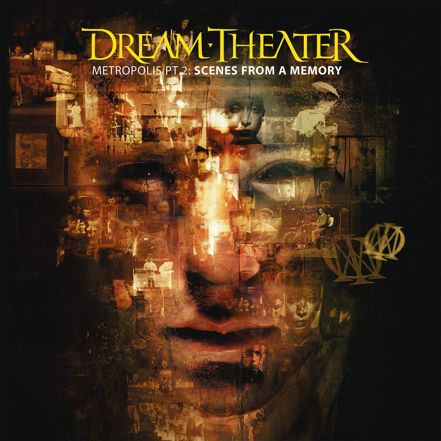 Dream Theater - Metropolis Pat 2: Scenes From A Memory [Import LP]