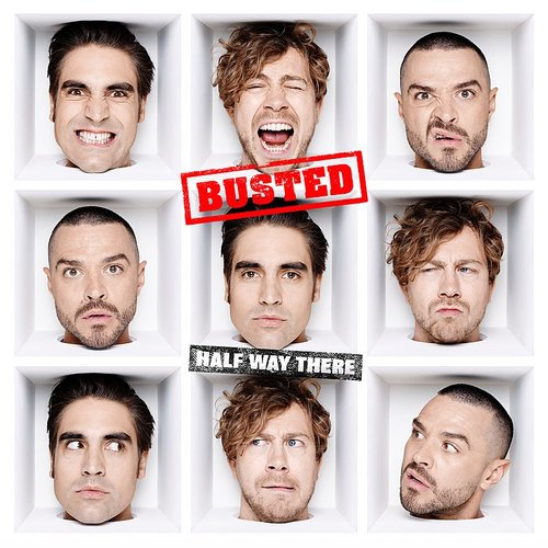 Busted - Half Way There [Import Limited Edition Colored LP]