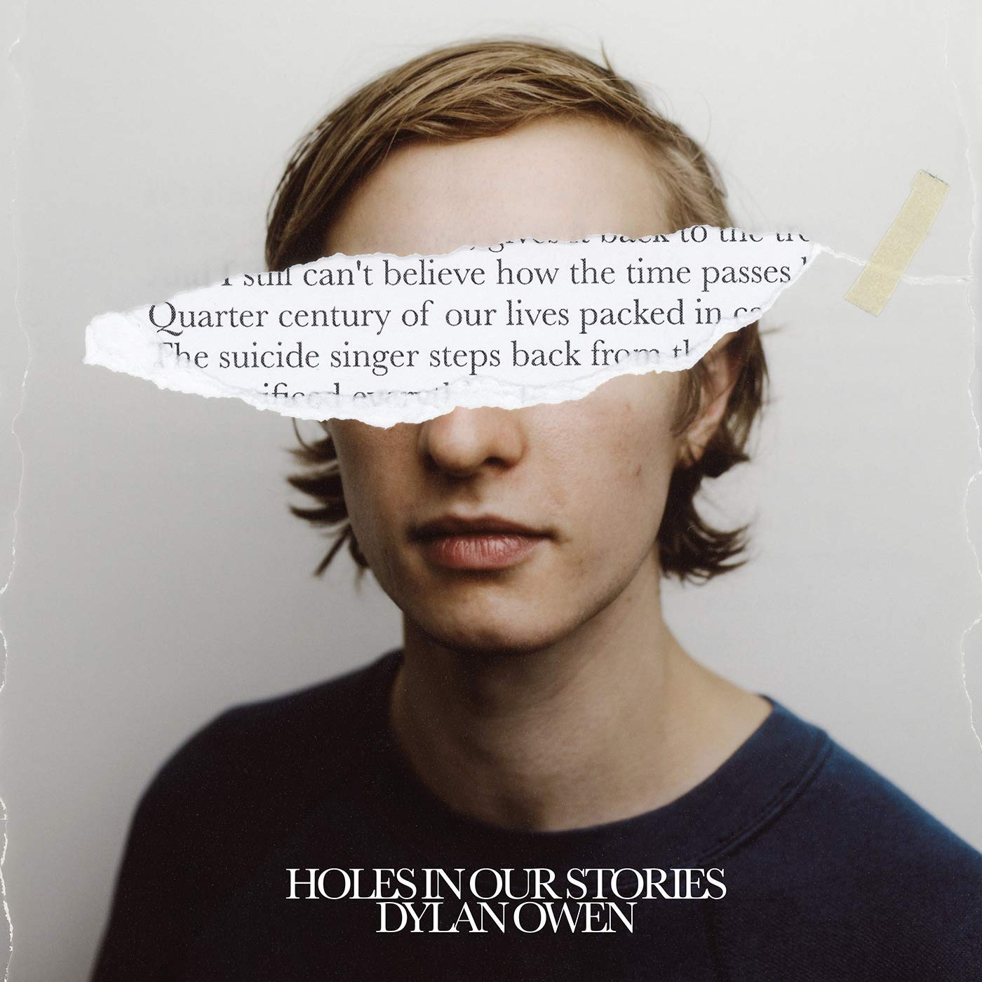 Holes In Our Stories [LP]