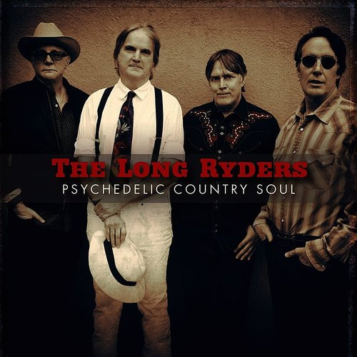 The Long Ryders - Greenville - Single