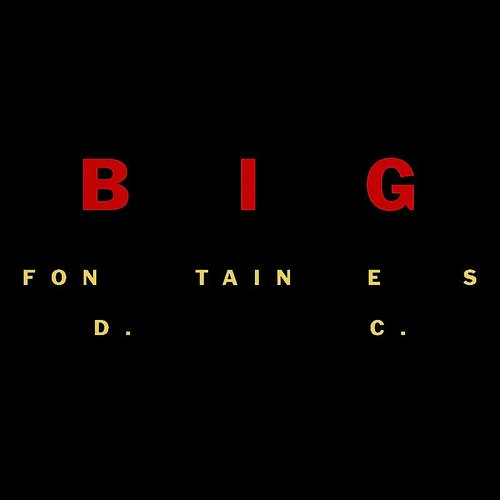Fontaines D.C. - Big - Single