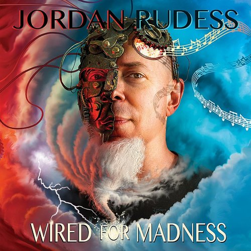 Jordan Rudess - Wired For Madness, Pt. 1.3 (Lost Control) - Single