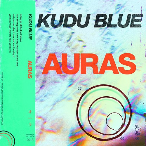 Kudu Blue - Auras (Club Mix) - Single