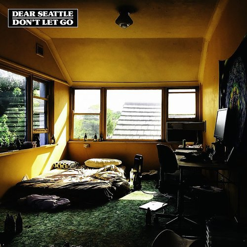 Dear Seattle - Don't Let Go [Emerald Green Colored Vinyl]