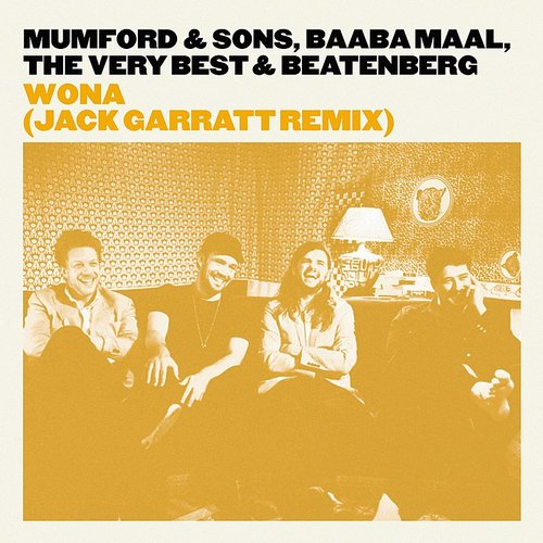 Mumford & Sons - Wona (Jack Garratt Remix) - Single