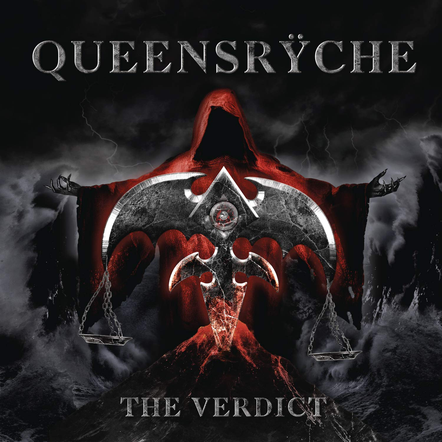 Queensryche - The Verdict [Import Red LP]