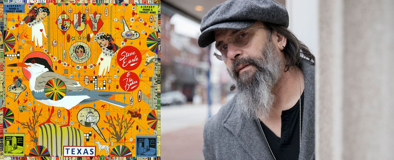 739abc4472c UPDATE! Steve Earle (Solo) In-Store Performance - April 1st 7pm!