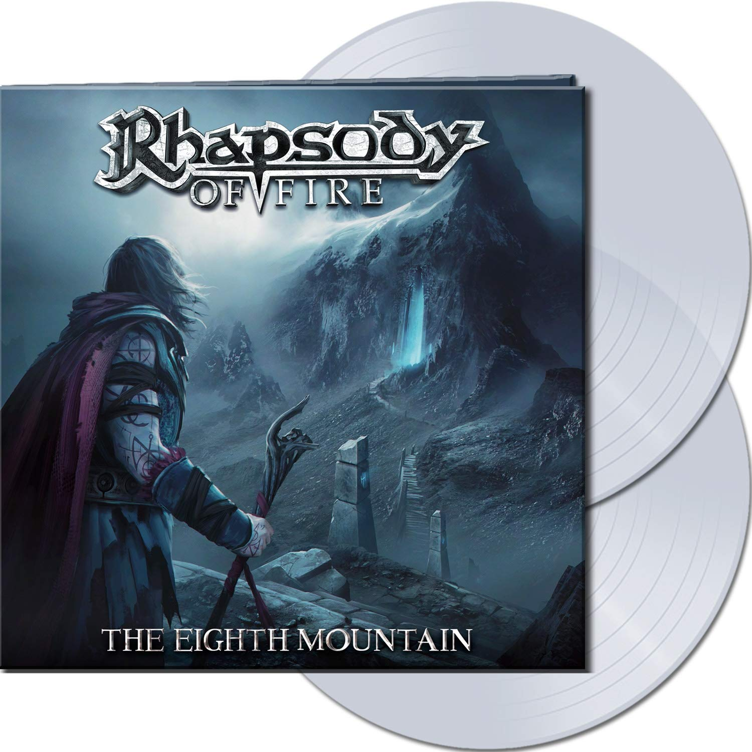 Rhapsody Of Fire - The Eighth Mountain [Limited Edition Clear 2LP]