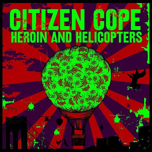 Citizen Cope - Hours On End - Single