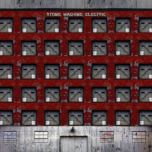 Stone Machine Electric - Garage Tape