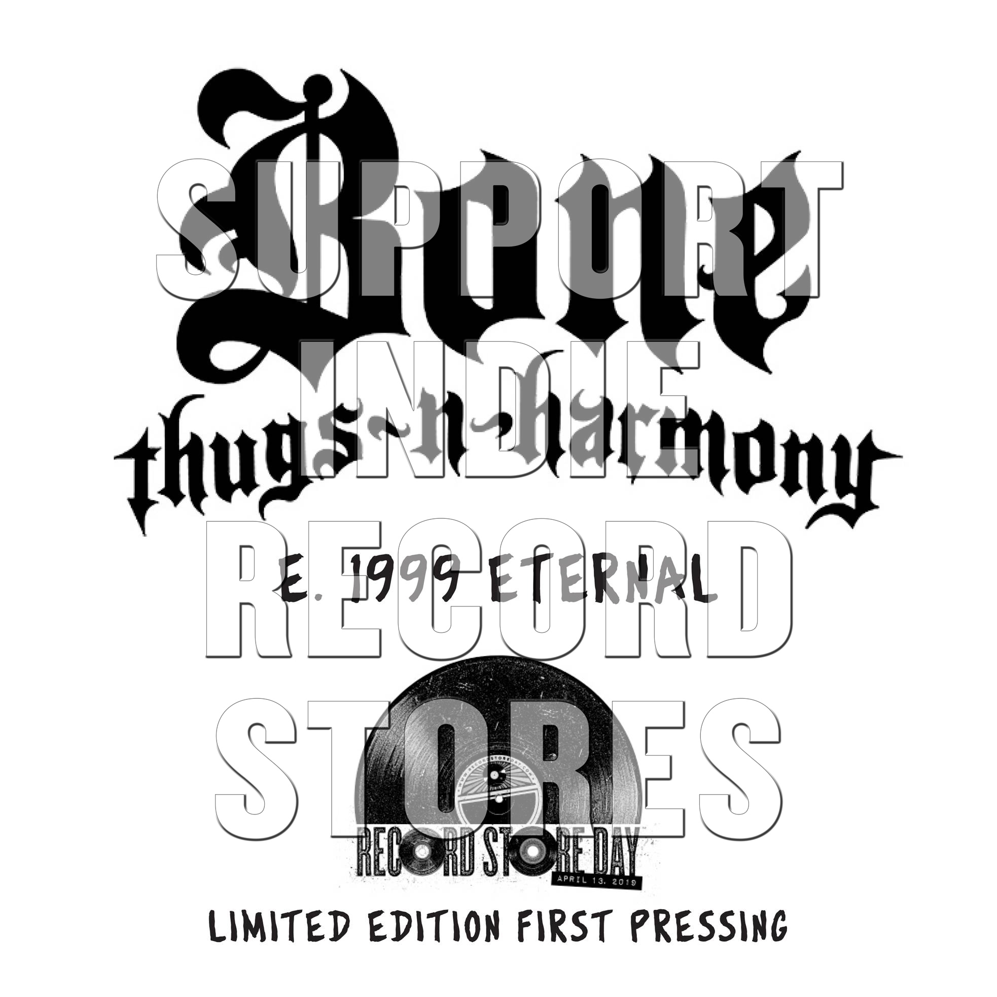Bone Thugs-N-Harmony - E. 1999 Eternal  [RSD 2019]