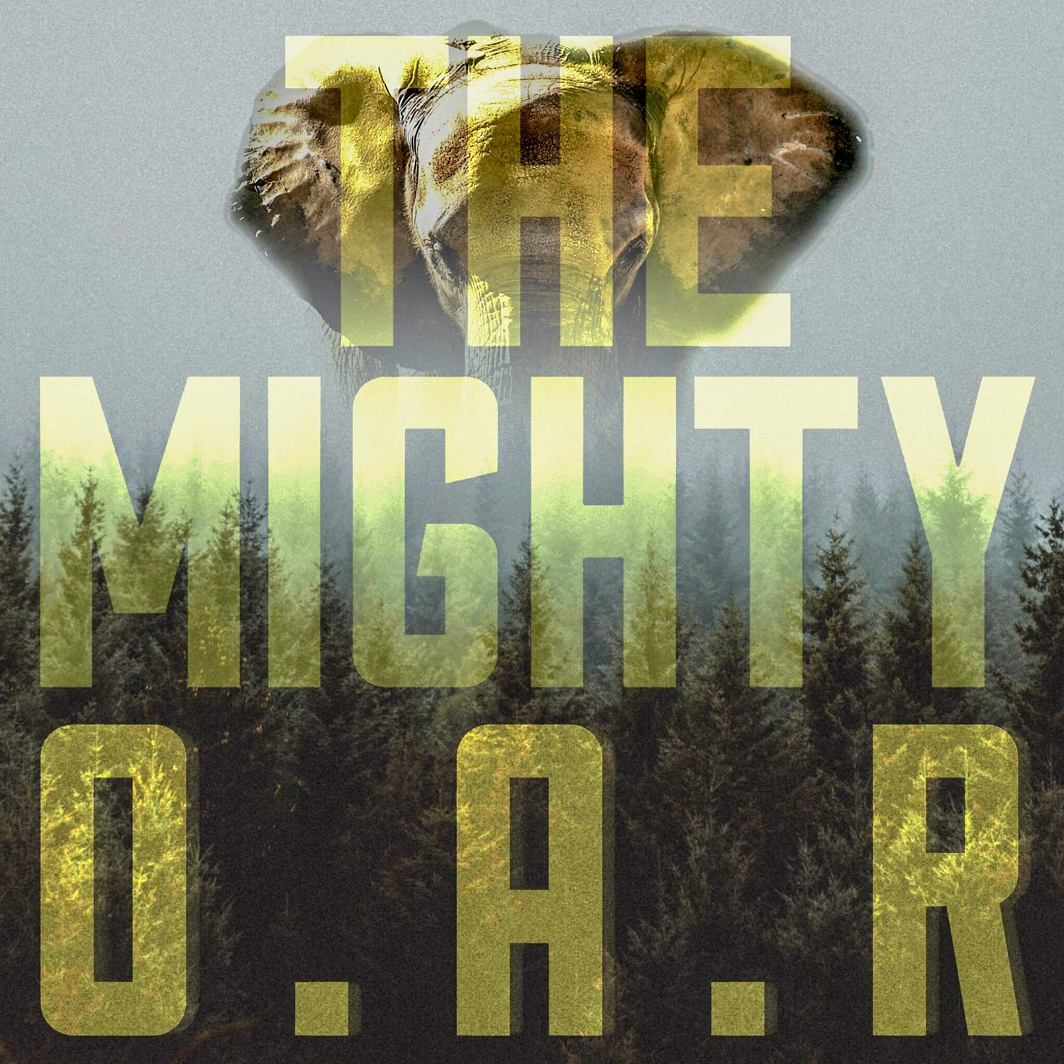 O.A.R. - The Mighty [180g Vinyl / Coke Bottle Green LP / Clear Pink 7in Vinyl]