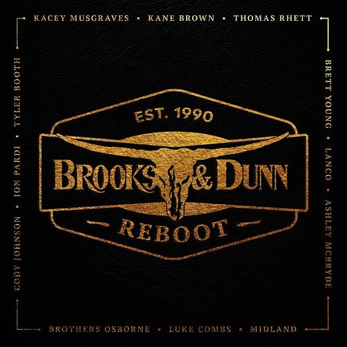 Brooks & Dunn - Mama Don't Get Dressed Up For Nothing (With Lanco) - Single