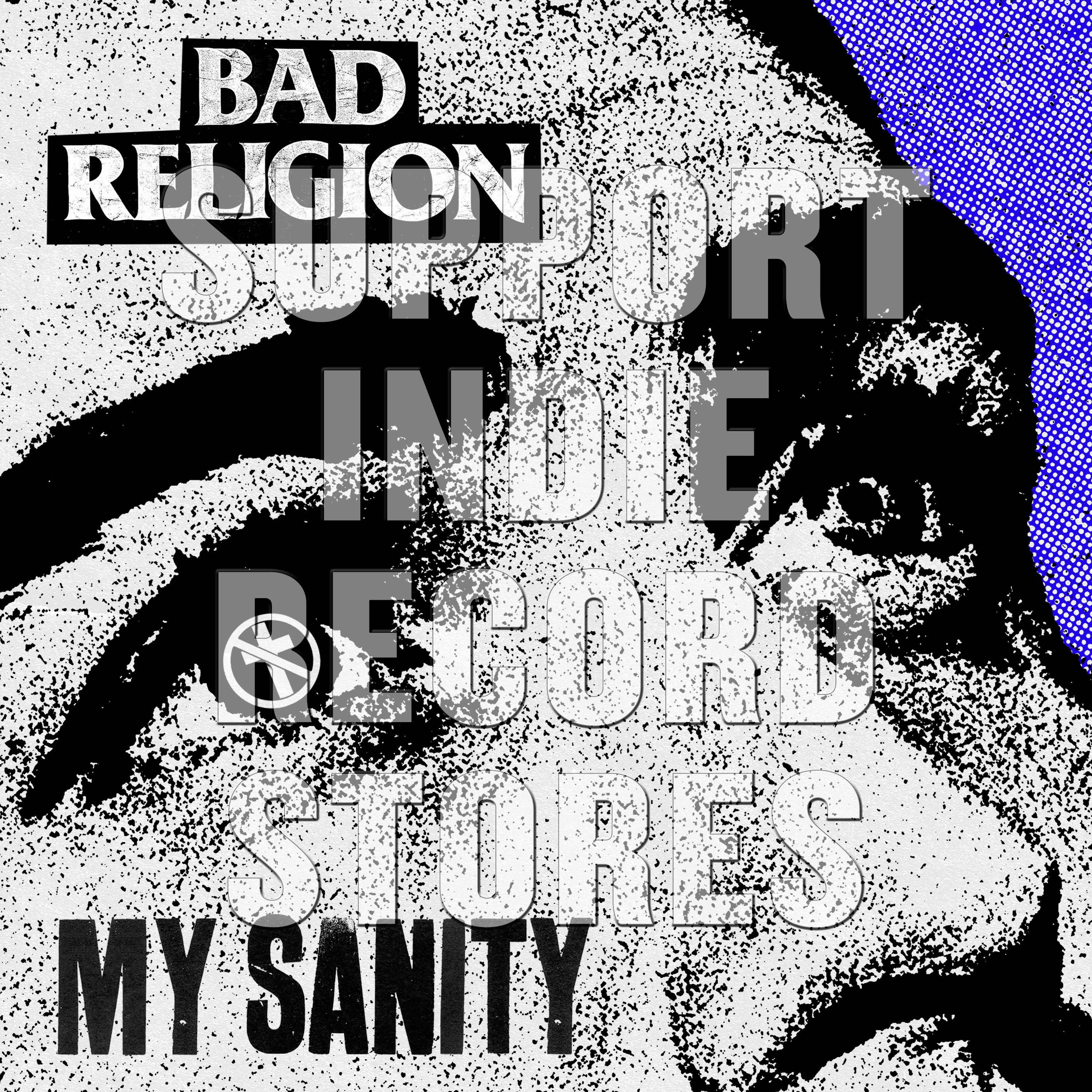 Bad Religion - My Sanity b/w Chaos From Within [RSD 2019]