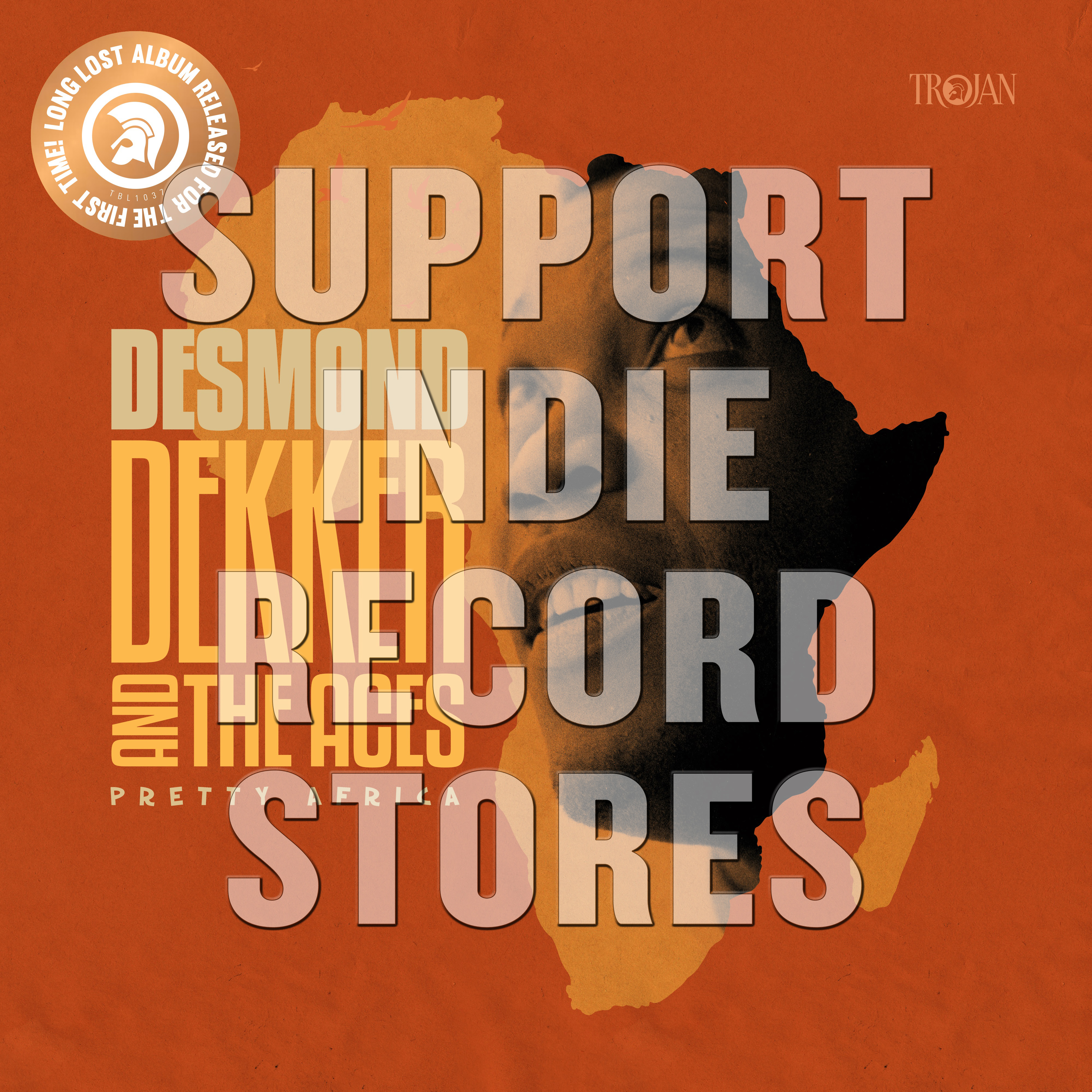 Desmond Dekker And The Aces - Pretty Africa [RSD 2019]