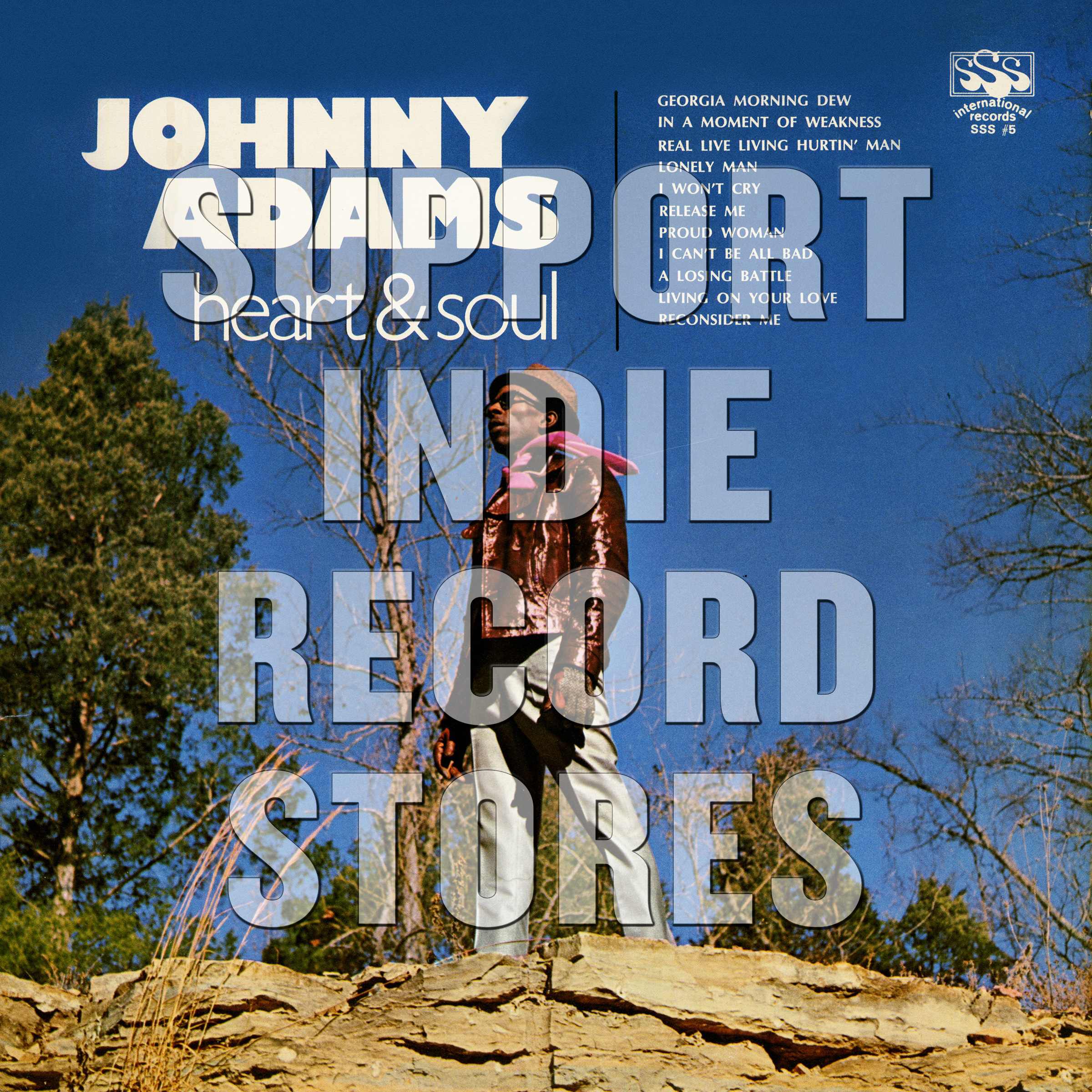 Johnny Adams - Heart & Soul [RSD 2019]