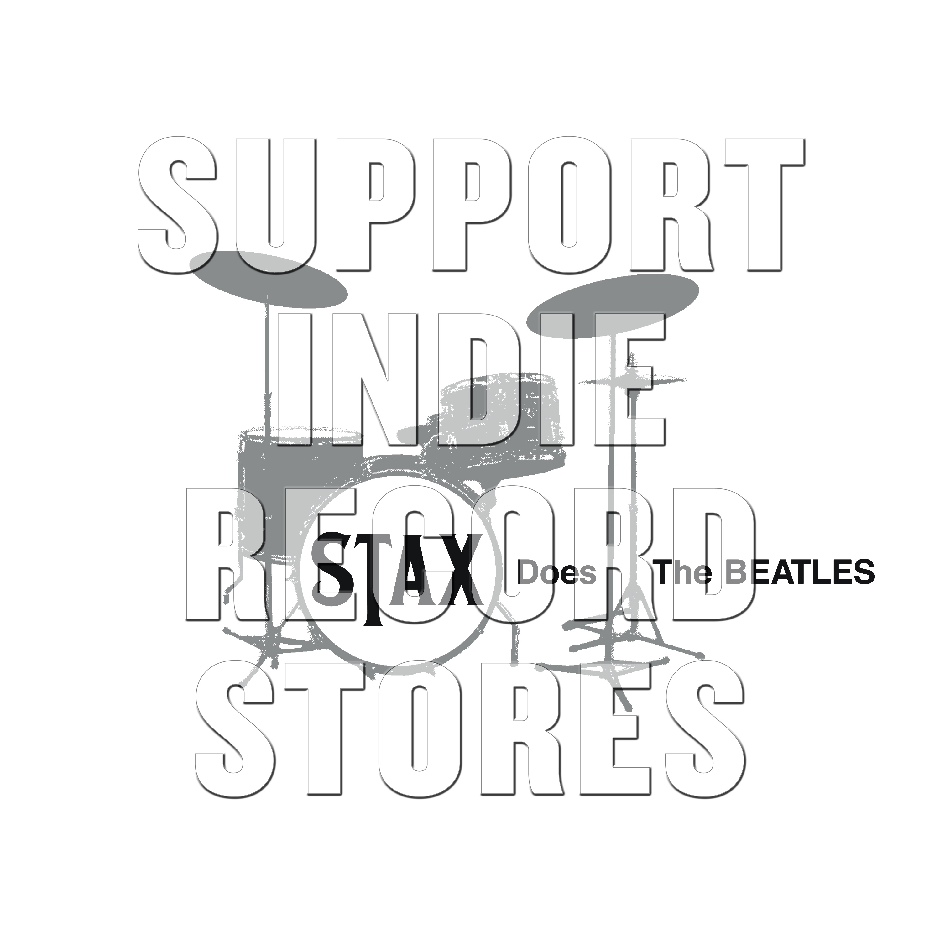 Various Artists - Stax Does The Beatles  [RSD 2019]