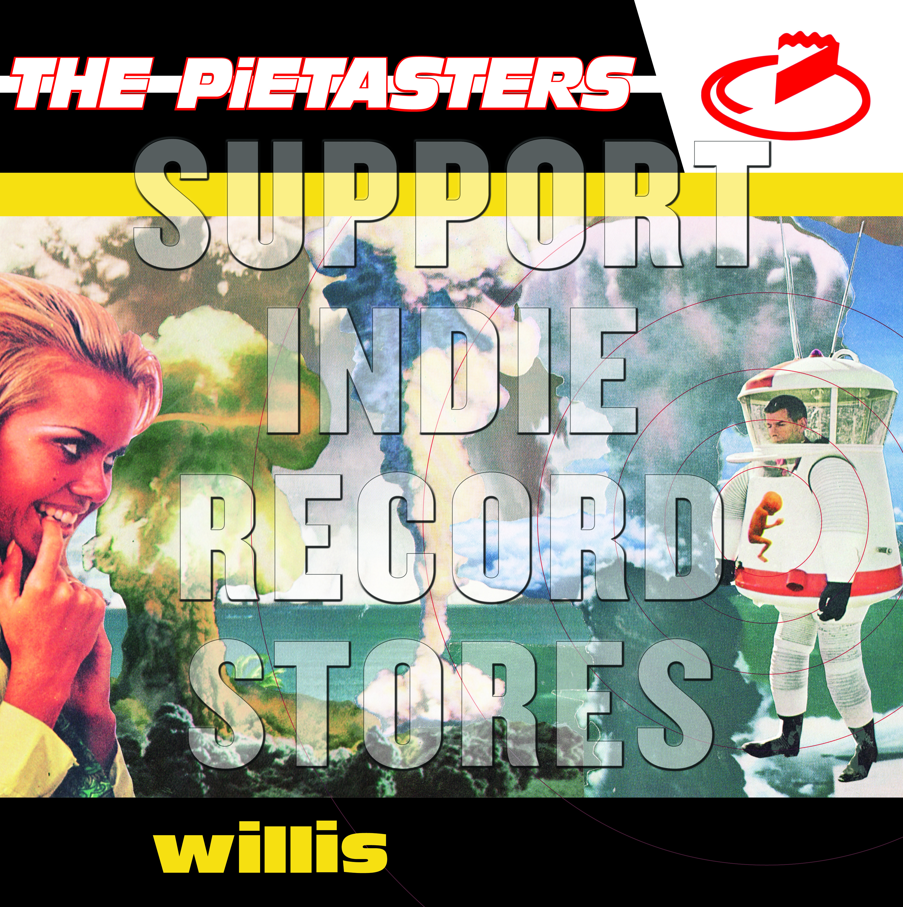 The Pietasters - Willis [RSD 2019]