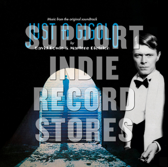 David Bowie / Marlene Dietrich - Revolutionary Songs/Just A Gigolo [RSD 2019]