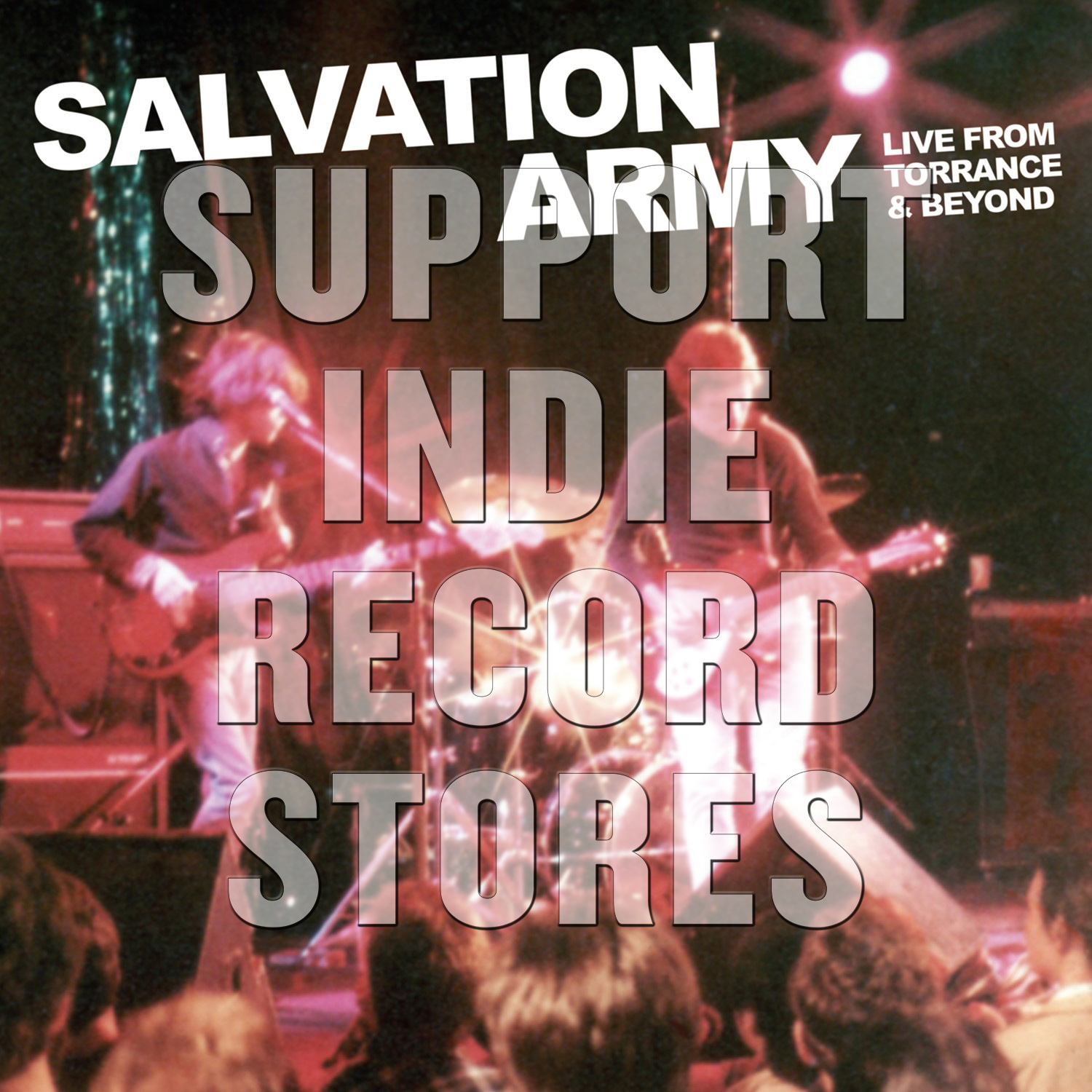 The Salvation Army - Live From Torrance  [RSD 2019]