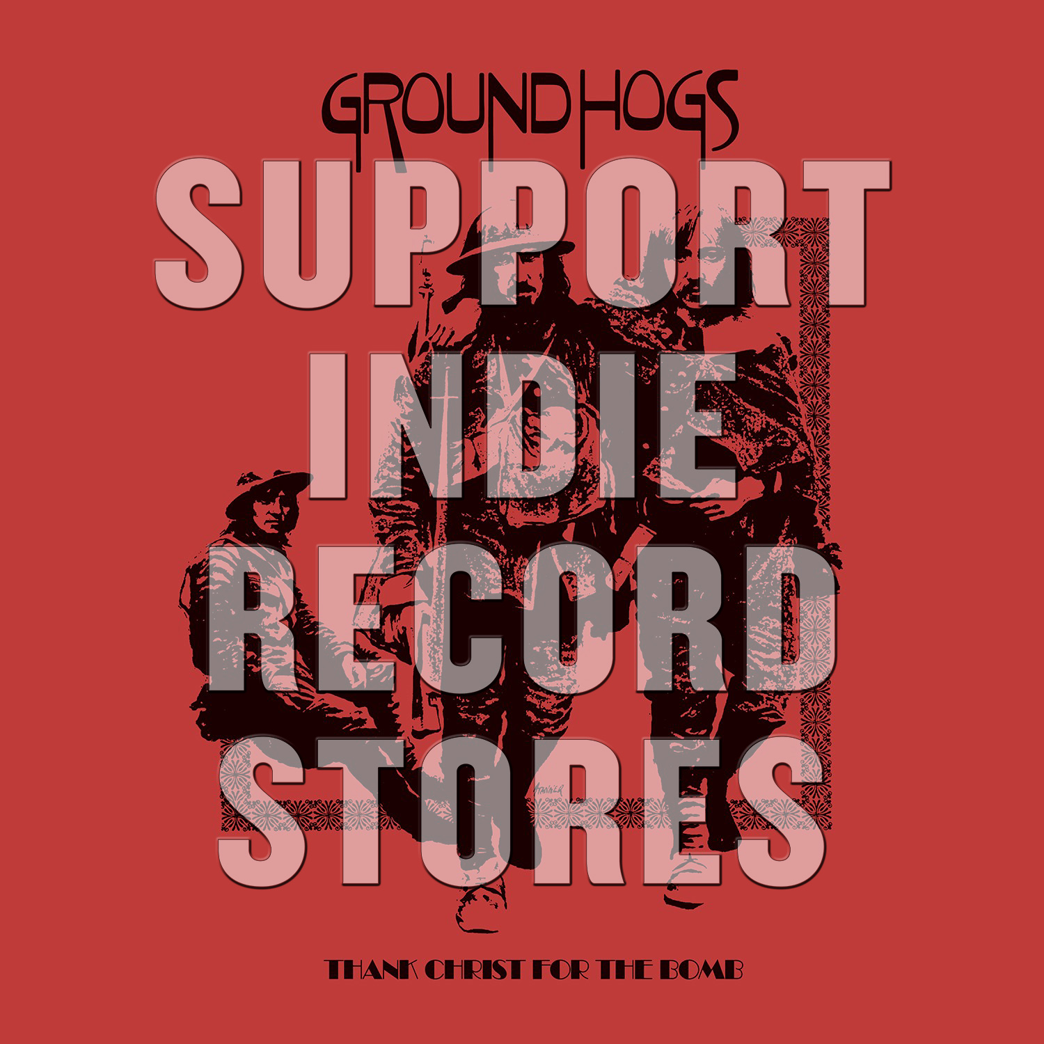 The Groundhogs - Thank Christ For The Bomb (Major Edition) [RSD 2019]