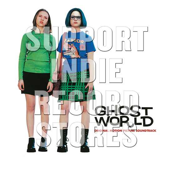 Various Artists - Ghost World [RSD 2019]