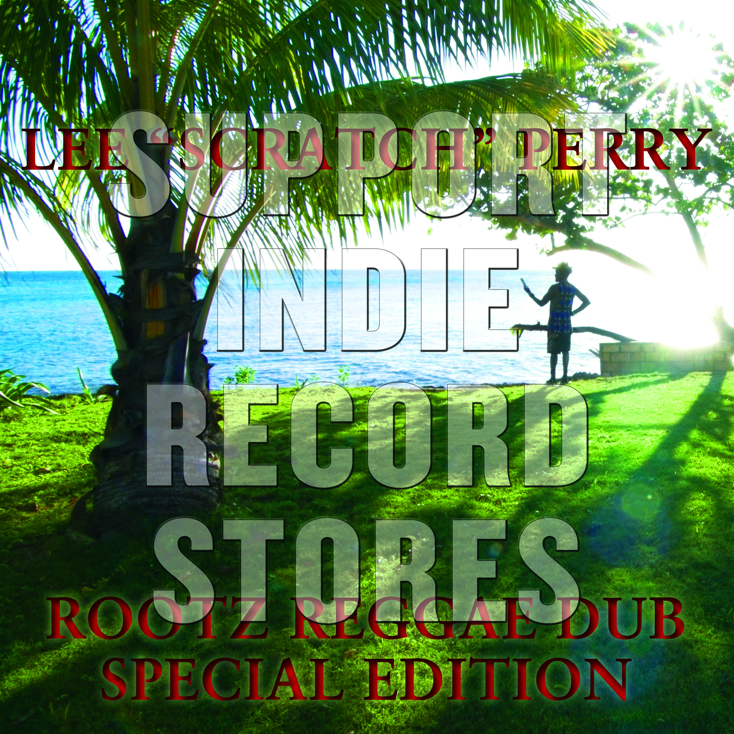 Lee 'scratch' Perry - Rootz Reggae Dub -- Special Edition  [RSD 2019]