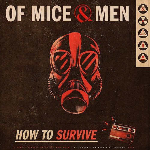 Of Mice & Men - How To Survive - Single