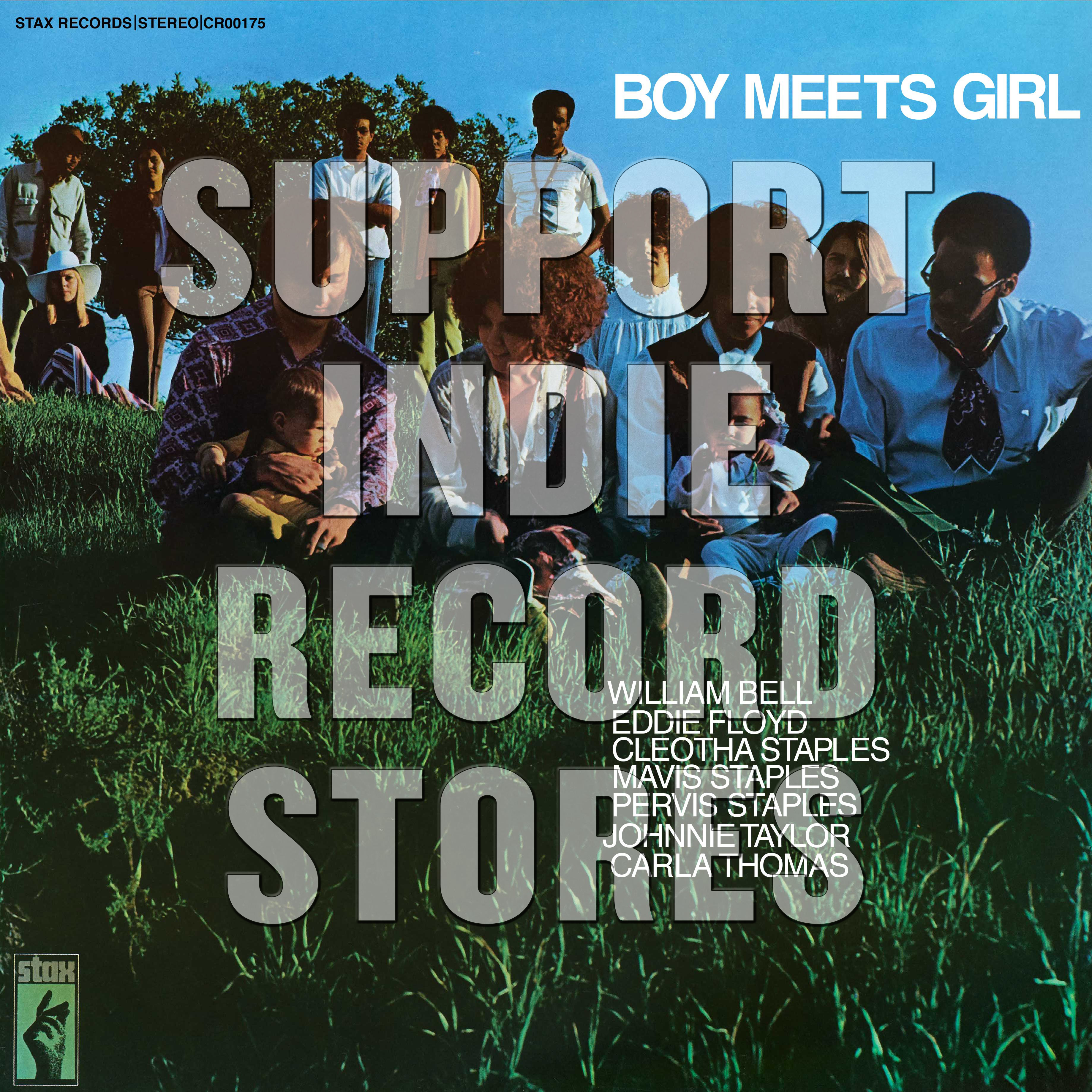 Various Artists - Boy Meets Girl: Classic Stax Duets  [RSD 2019]