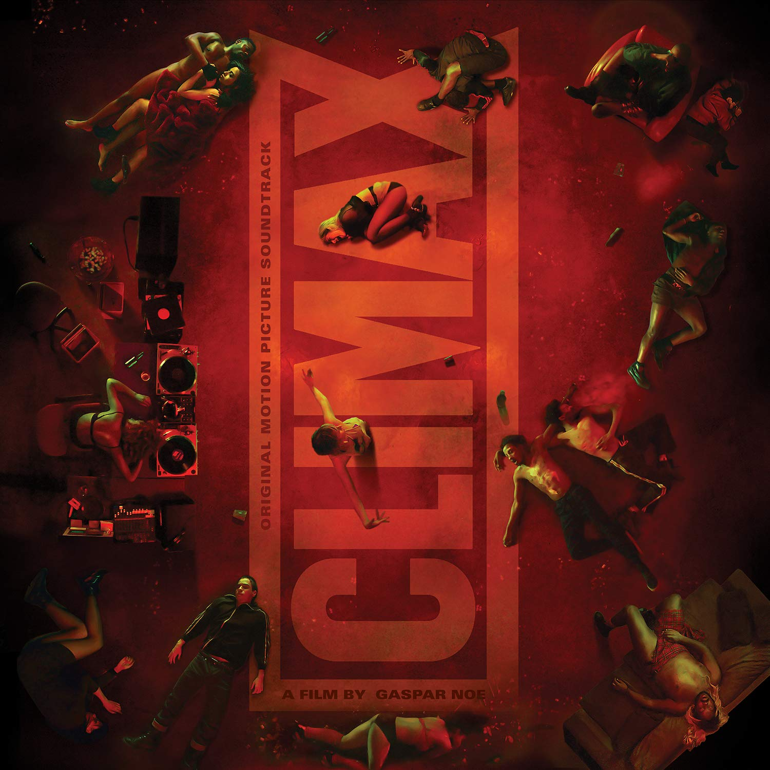 Climax [Movie] - Climax: Original Motion Picture Soundtrack [LP]