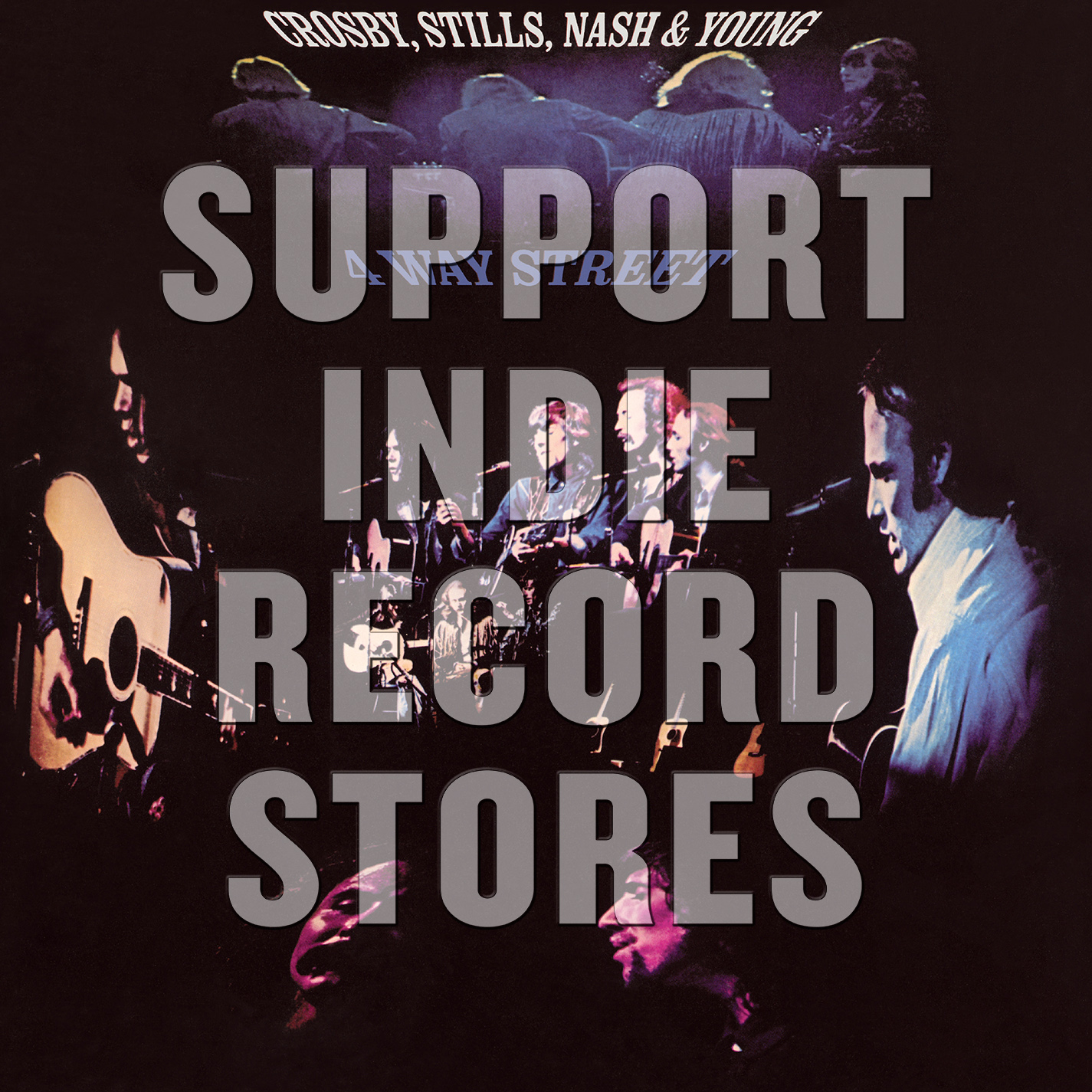 Crosby, Stills, Nash & Young - 4 Way Street (Expanded Edition) [RSD 2019]