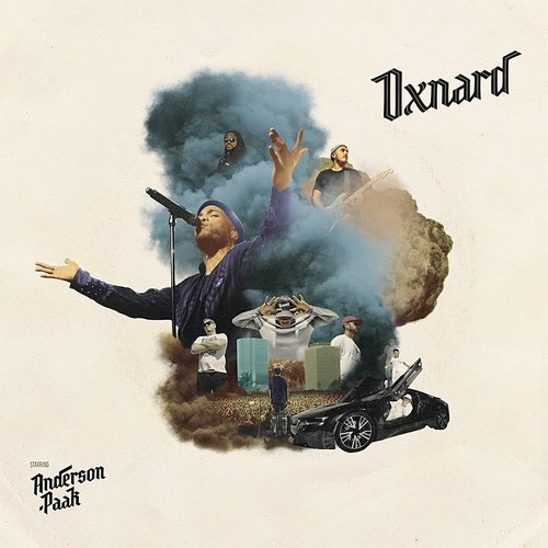 Anderson .Paak - Oxnard [Limited Edition Red 2LP]