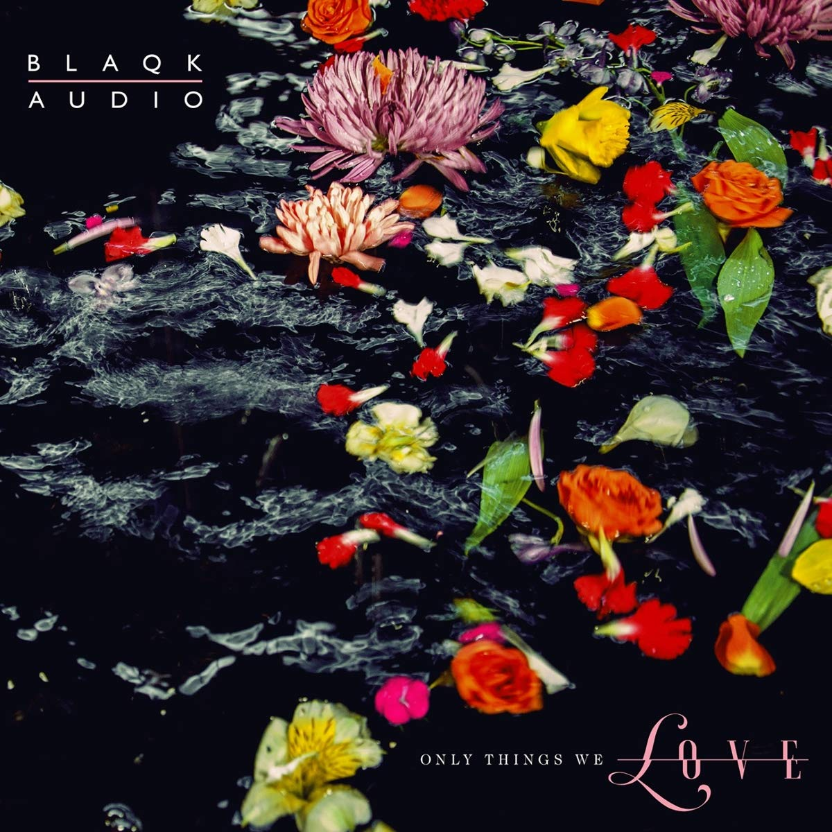 Blaqk Audio - Only Things We Love [Limited Edition Flower Picture Disc LP]