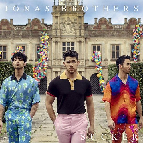 Jonas Brothers - Sucker - Single