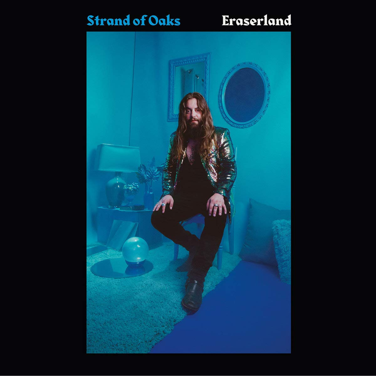 Strand Of Oaks - Eraserland [Cloudy White LP]