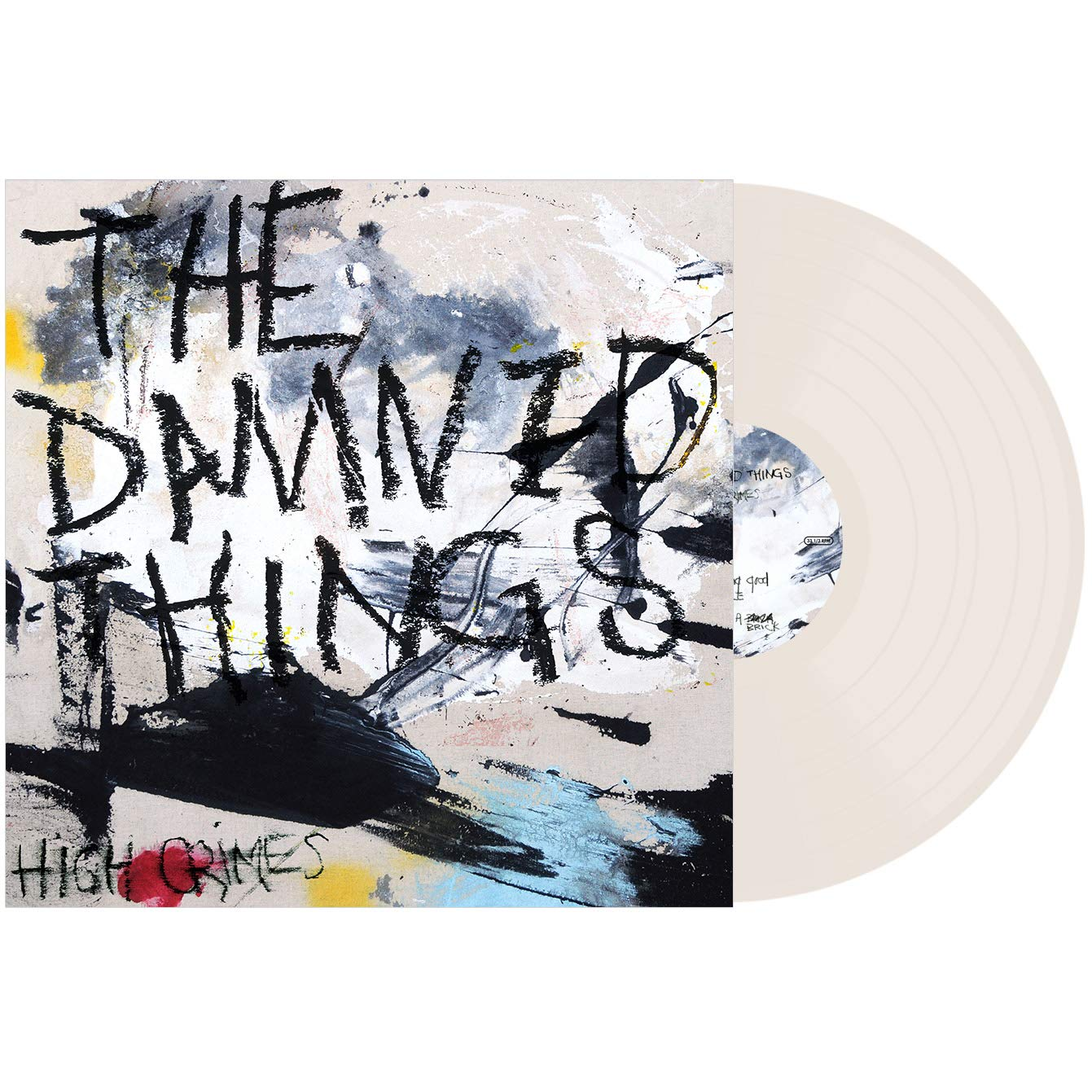 The Damned Things - High Crimes [LP]