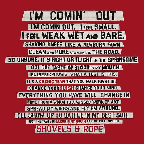 Shovels & Rope - I'm Comin' Out EP