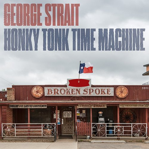 George Strait - The Weight Of The Badge - Single