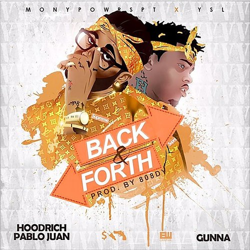 Gunna - Back And Forth - Single