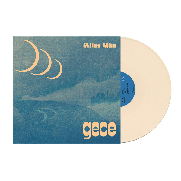 Altin Gun - Gece [Indie Exclusive Limited Edition Creme LP]
