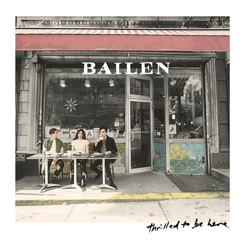 Bailen - Rose Leaves - Single