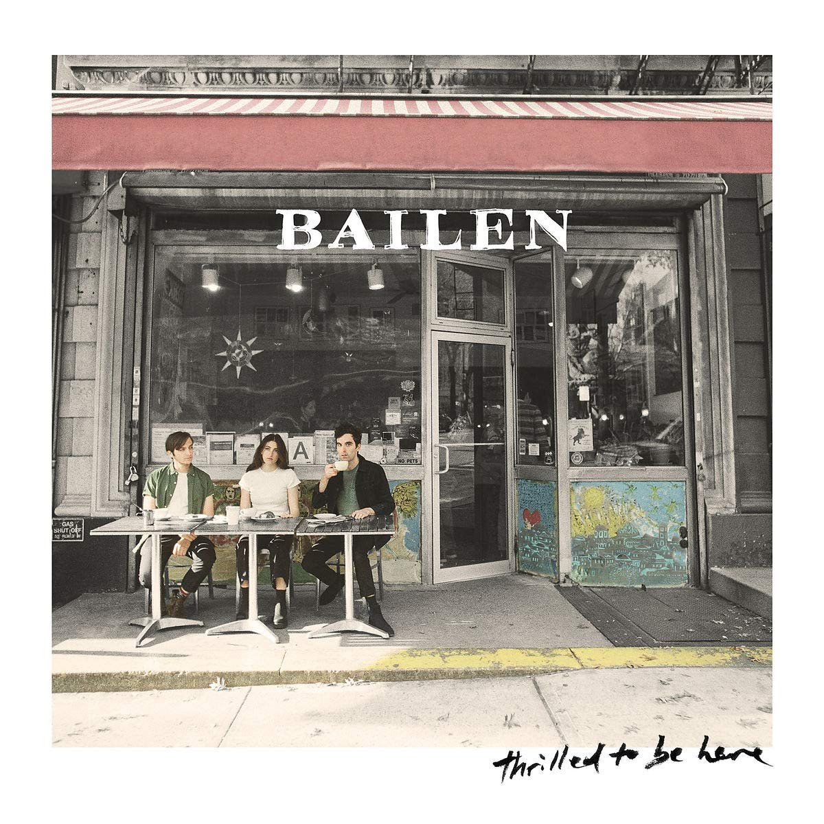 Bailen - Thrilled To Be Here [Indie Exclusive Limited Edition LP]